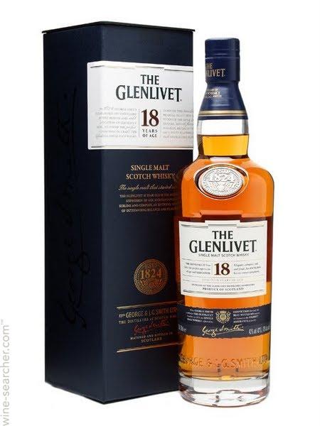 The Glenlivet 18Y 43% 0,7l