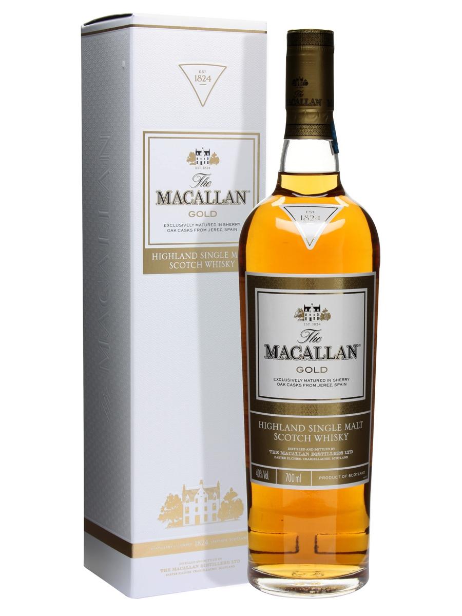 Macallan Gold 40% 0,7l