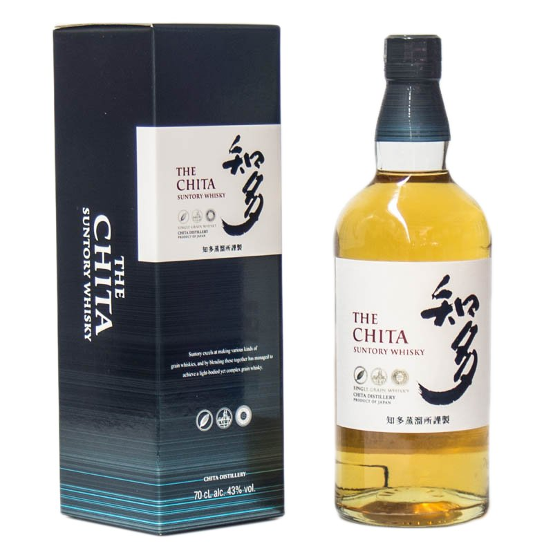 The Chita Suntory whisky Single Grain whisky 43% 0,7l