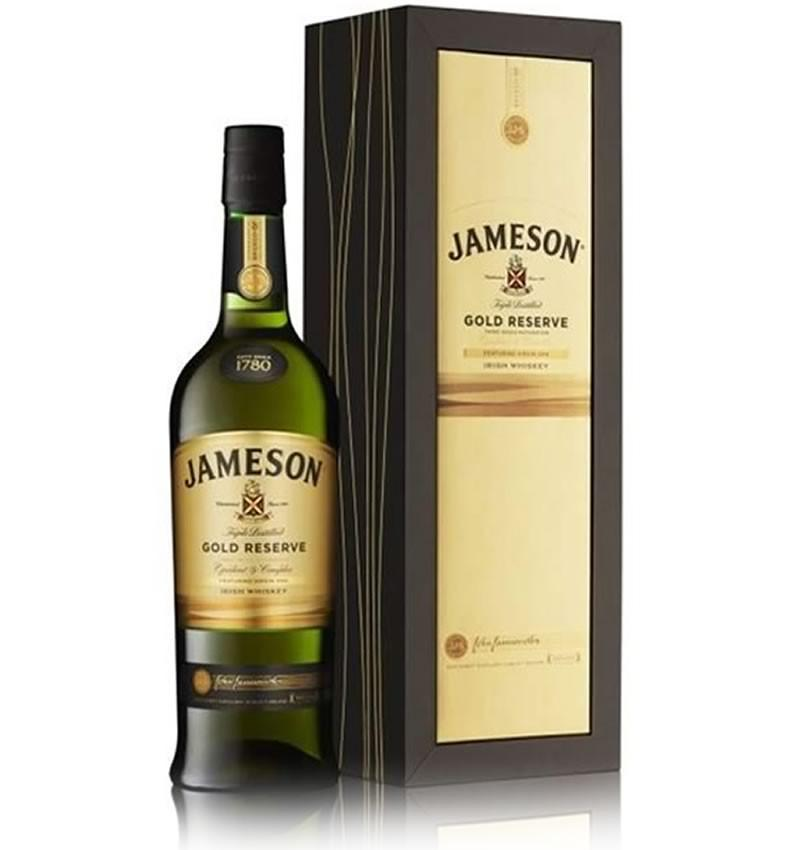 Jameson Gold Reserve 40% 0,7l