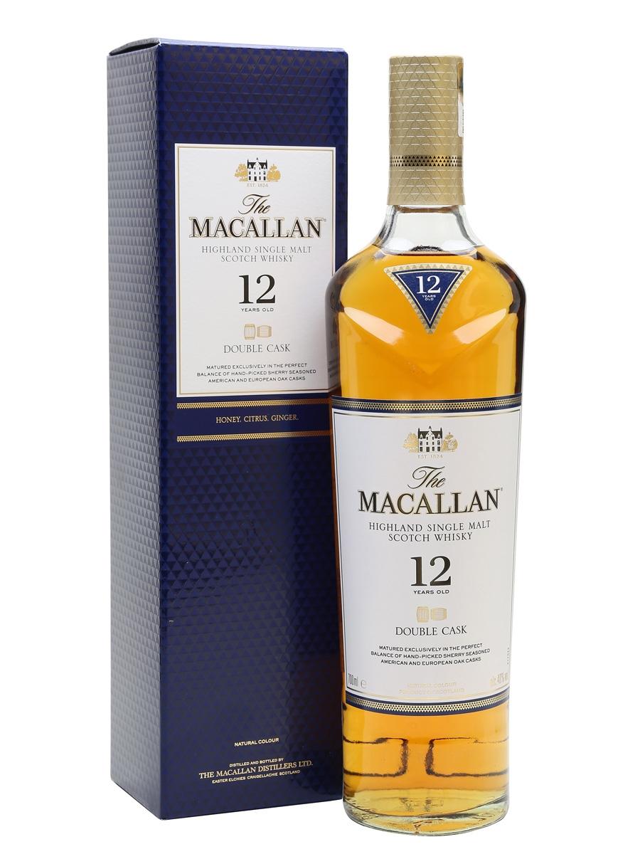 Macallan 12y Double Cask 40% 0,7l
