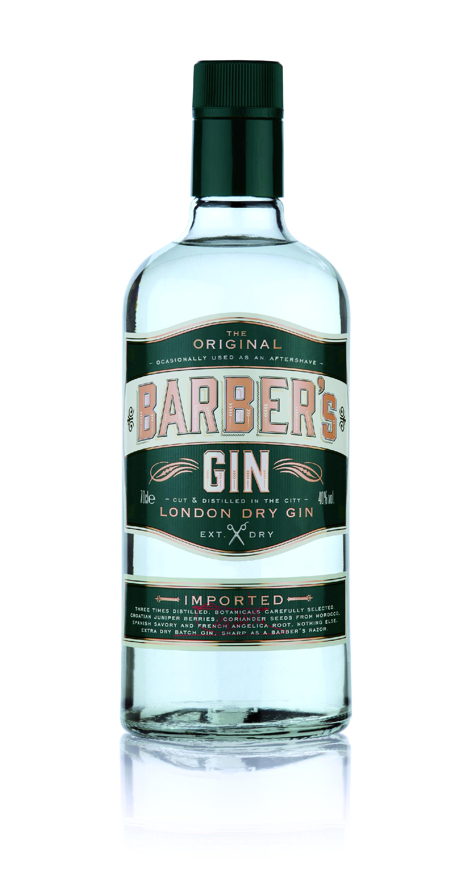 BARBER'S GIN 0,7 l