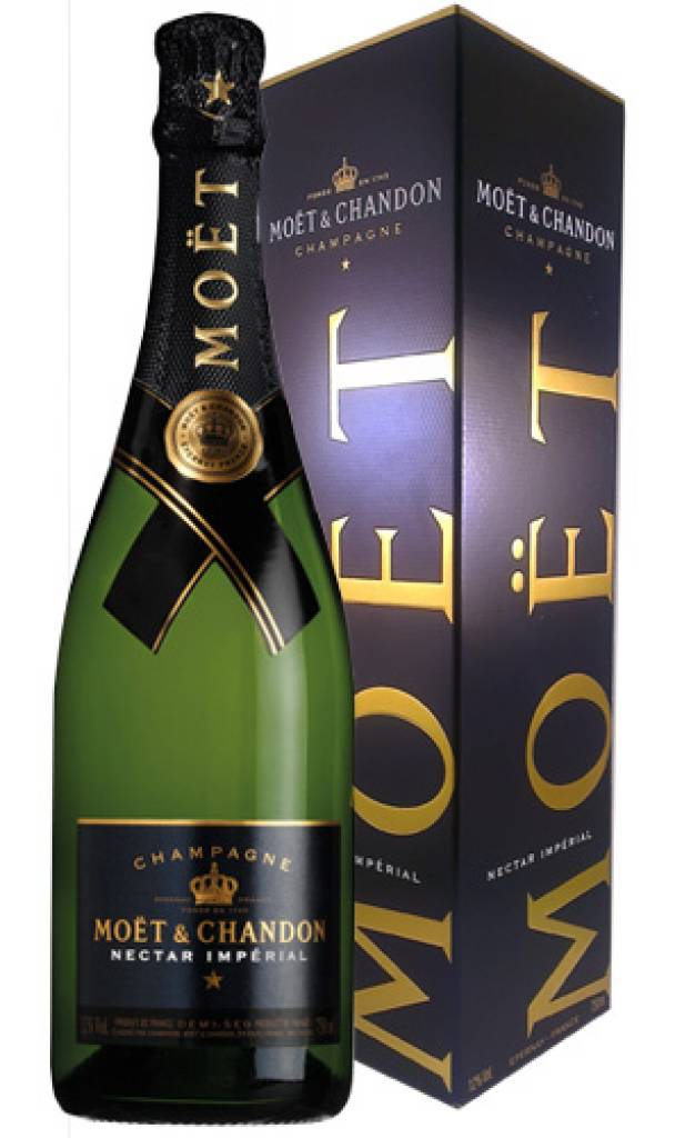 Moet & Chandon Nectar Imperial 0,75 l