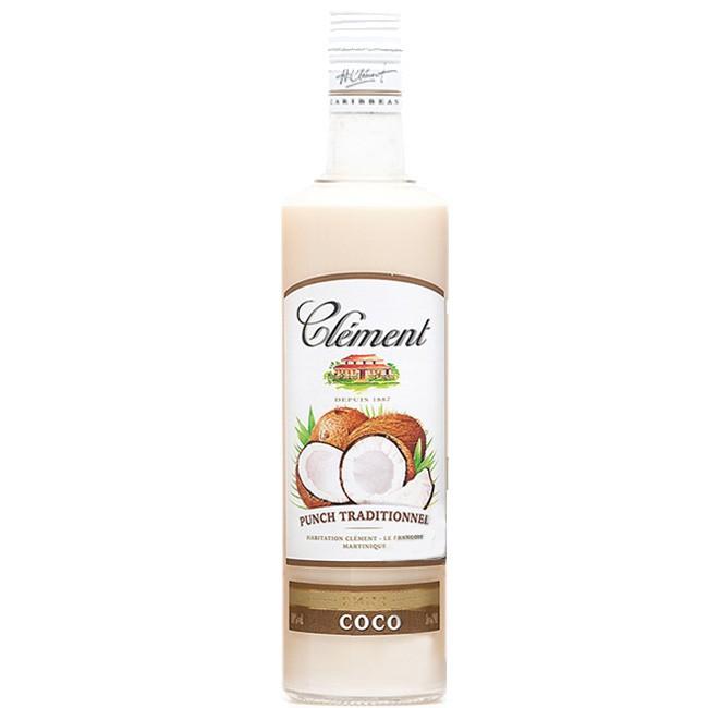 Clément Punch Coco 18% 0,7l