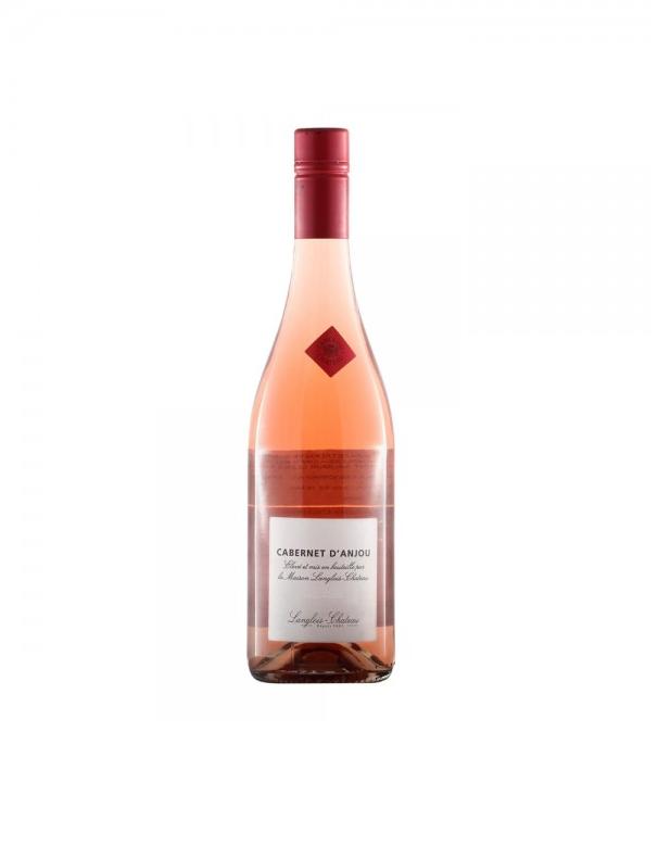 Langlois Chateau Cabernet d Anjou 2018 rosé 0,75 l