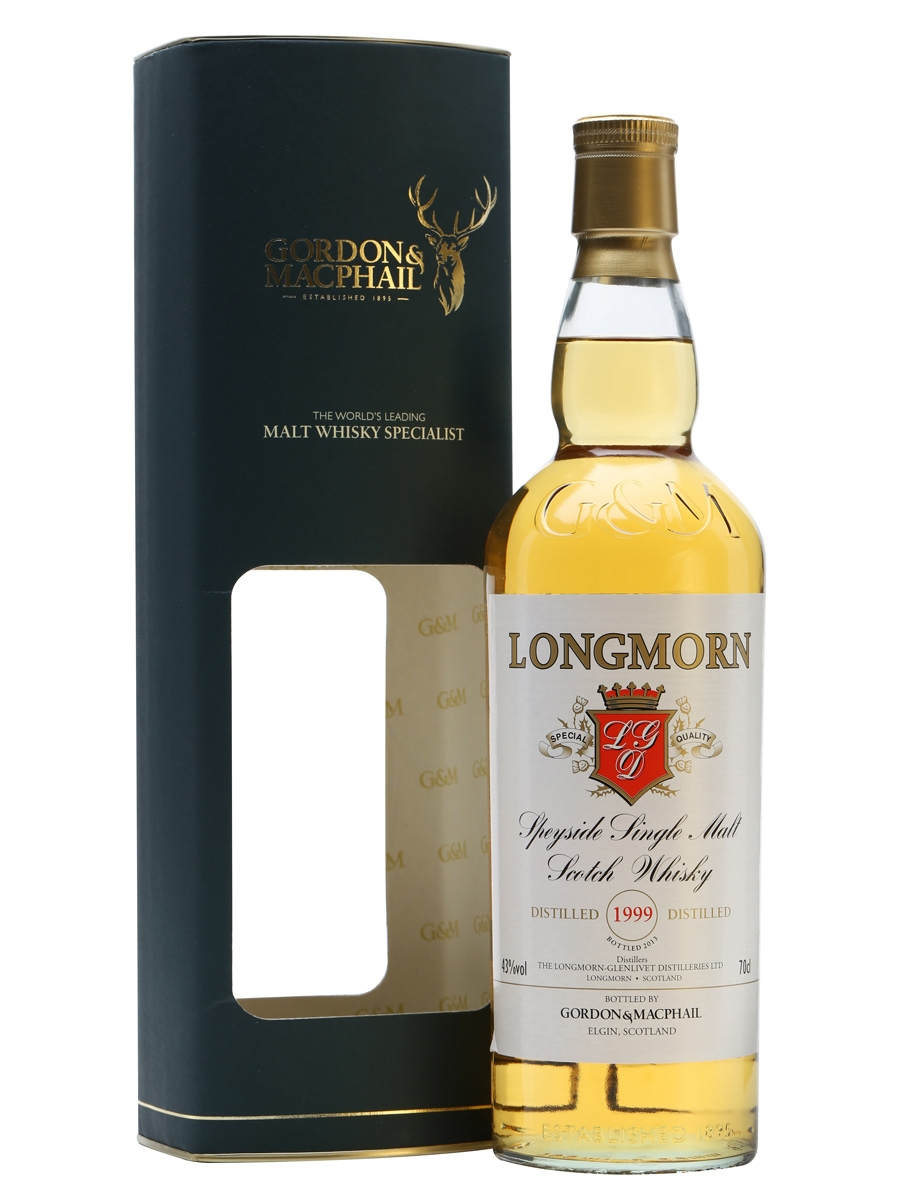"LONGMORN 1999 "" Distillery Labels"" 43% GM 0,7 l"