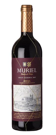 Muriel Gran Reserva 2005 Rioja 0,7l