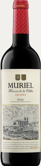 Muriel Crianza 2013 Rioja 0,7l