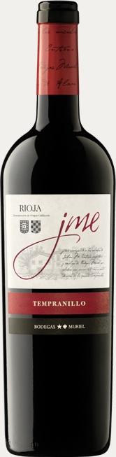 Muriel JME Tempranillo 2011 Rioja 0,7l