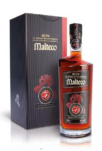 Malteco 20y 0,7 - dárkové balení