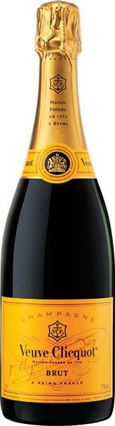 Veuve Clicquot Brut 0,75l 12%