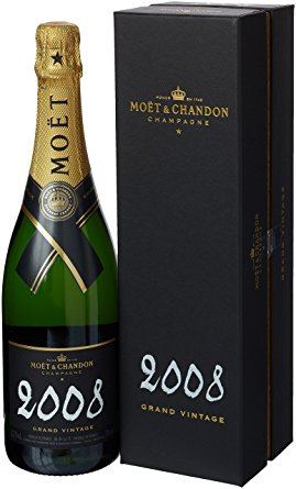 Moët & Chandon 2008 Grand Vintage Brut GB 075 12,5%