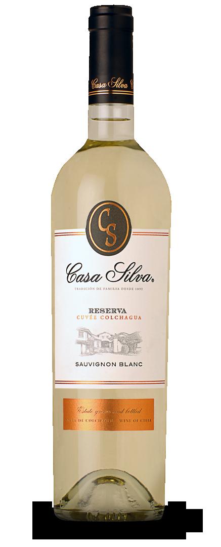 Casa Silva Sauvignon Blanc reserva 2016 075 13,5%