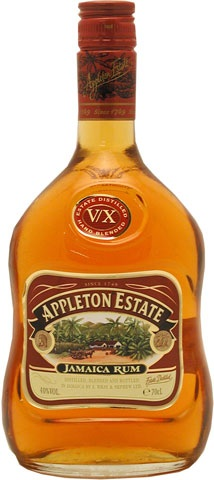 Appleton Estate V/X 070 40%