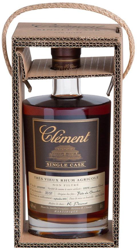 Clément Single Cask 050 40,9%
