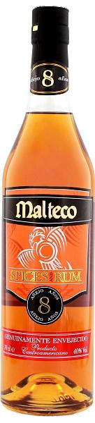 Malteco 8Y Spice 0,7l 40%