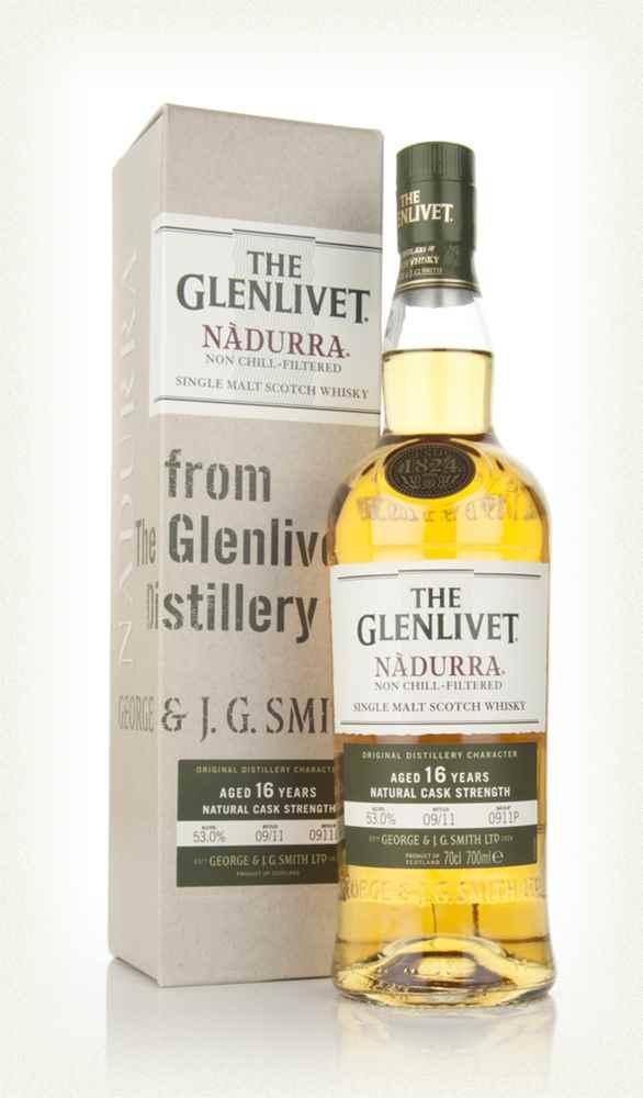Glenlivet Nadurra 16Y 0911P 0,7l 53%