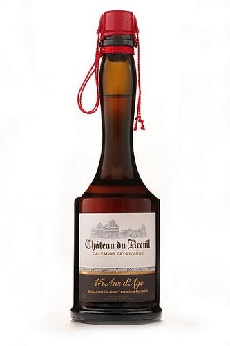 Calvados Chateau du Breuil 15 ans 0,7 l