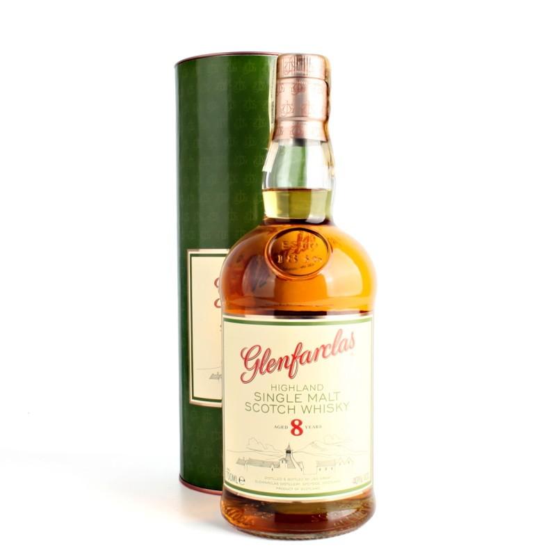 Glenfarclas 8Y 0,7l 40%