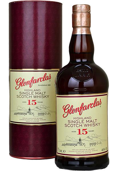 Glenfarclas 15Y 0,7l 46%