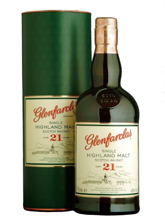 Glenfarclas 21Y 0,7l 43%