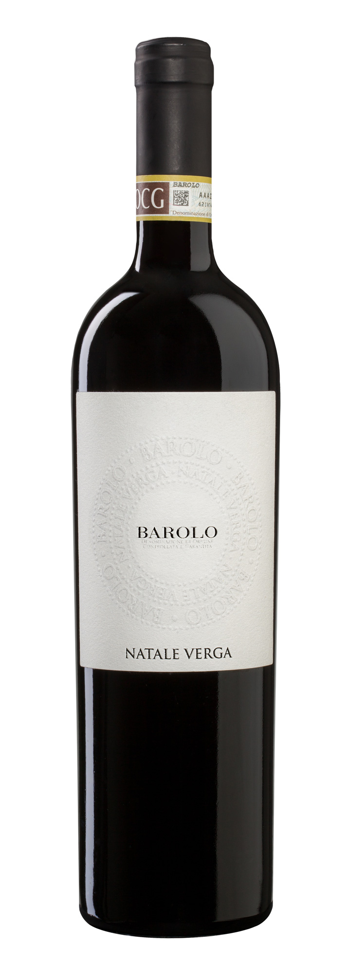 BAROLO DOCG 2012 NATALE VERGA 0,75l 14,5%