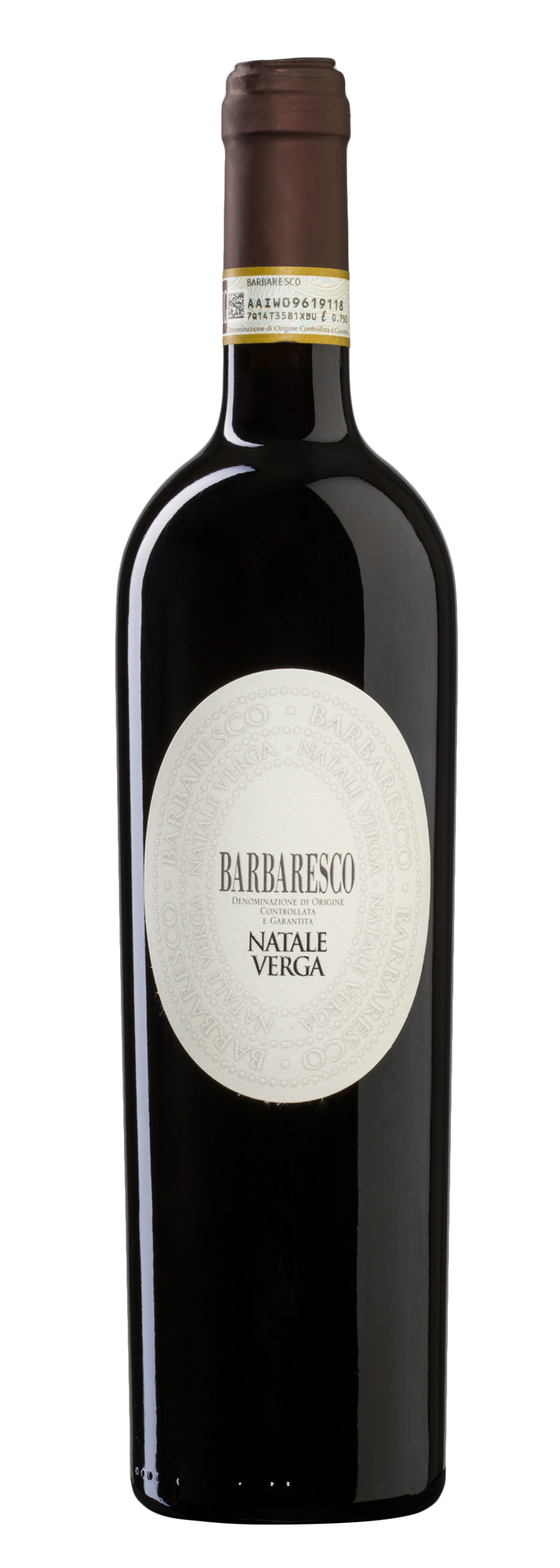 BARBARESCO DOCG 2012 NATALE VERGA 0,75l 14%