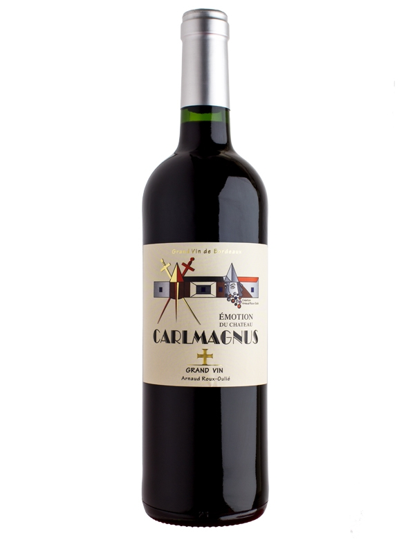 Emotion Du Chateau Carlmagnus 2012 0,75l
