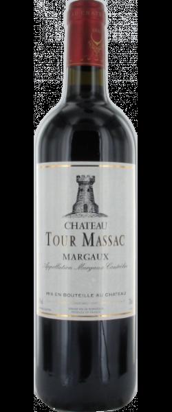 Château Tour Massac-Margaux 2002 0,75l