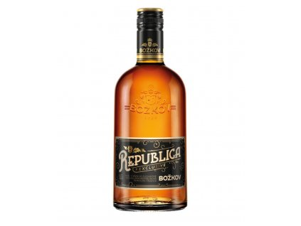 rum bozkov republica exclusive 0 7l