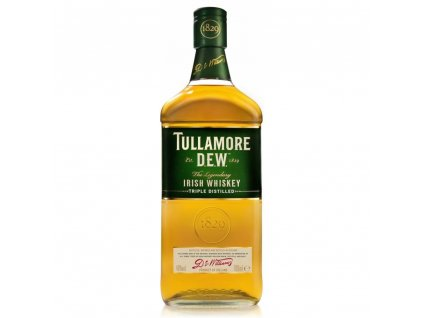 Tullamore dew whiskey 0.7