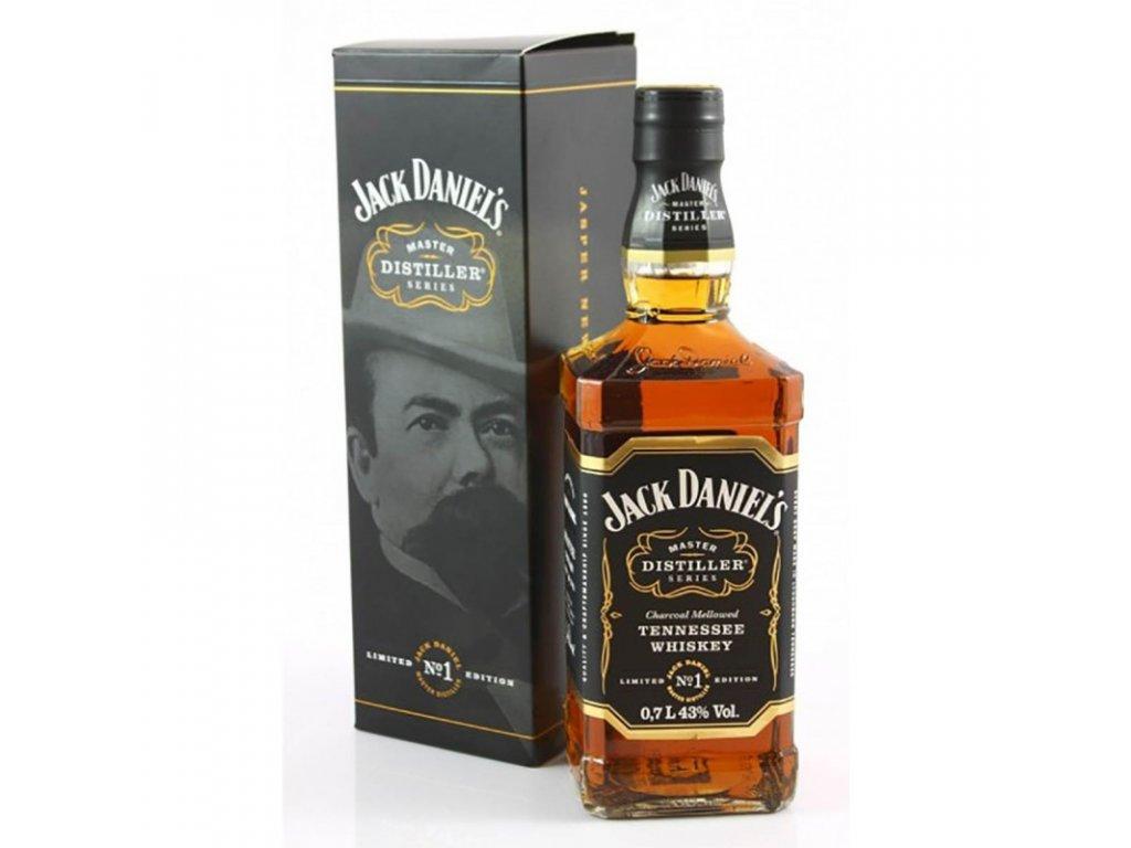 whisky jack daniels master distiller series n1 cl70