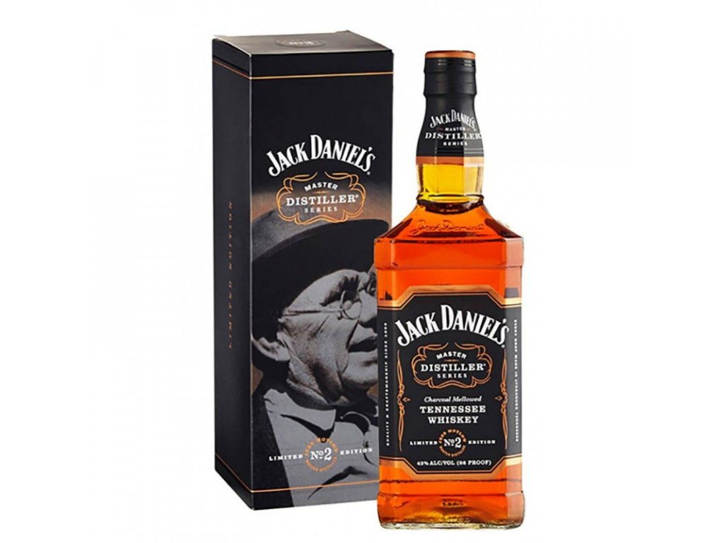 whisky jack daniels master distiller series n2 cl70