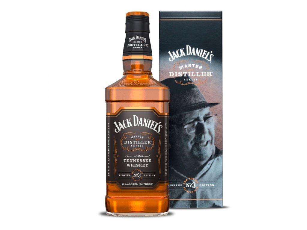 Jack Daniels Master Disttiler No. 3