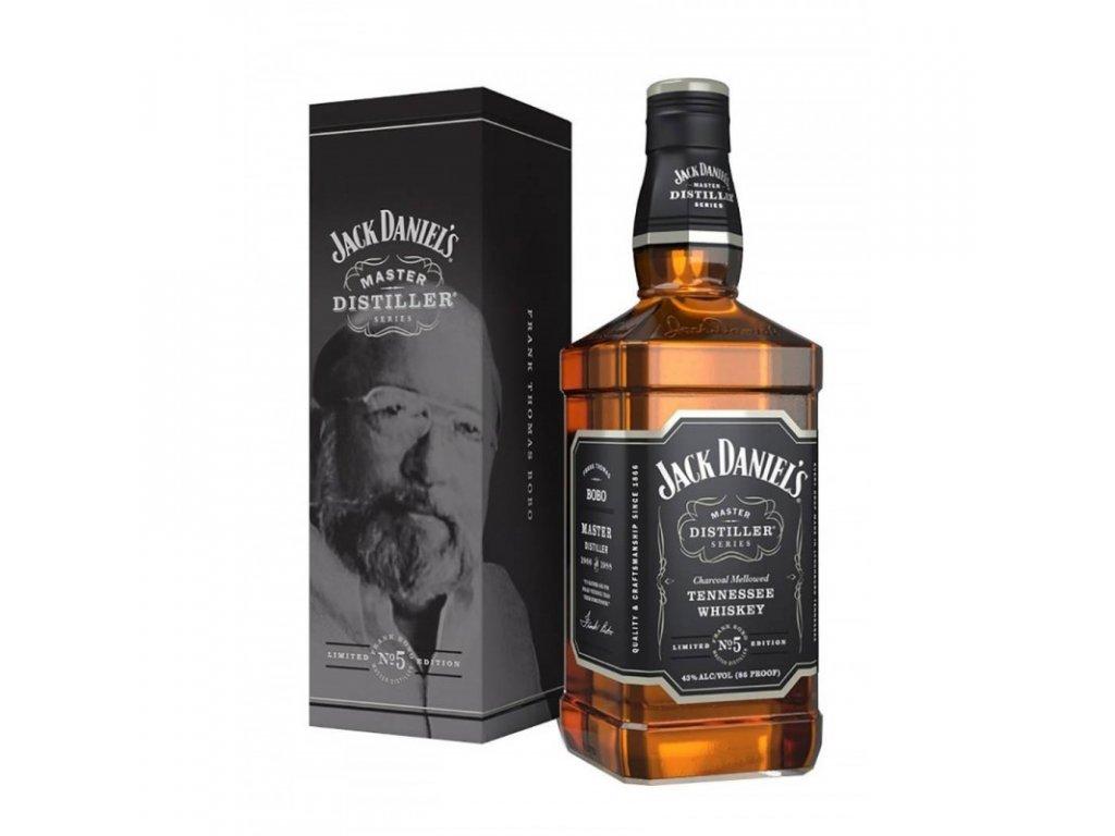 whisky jack daniels master distillers series n5 cl70