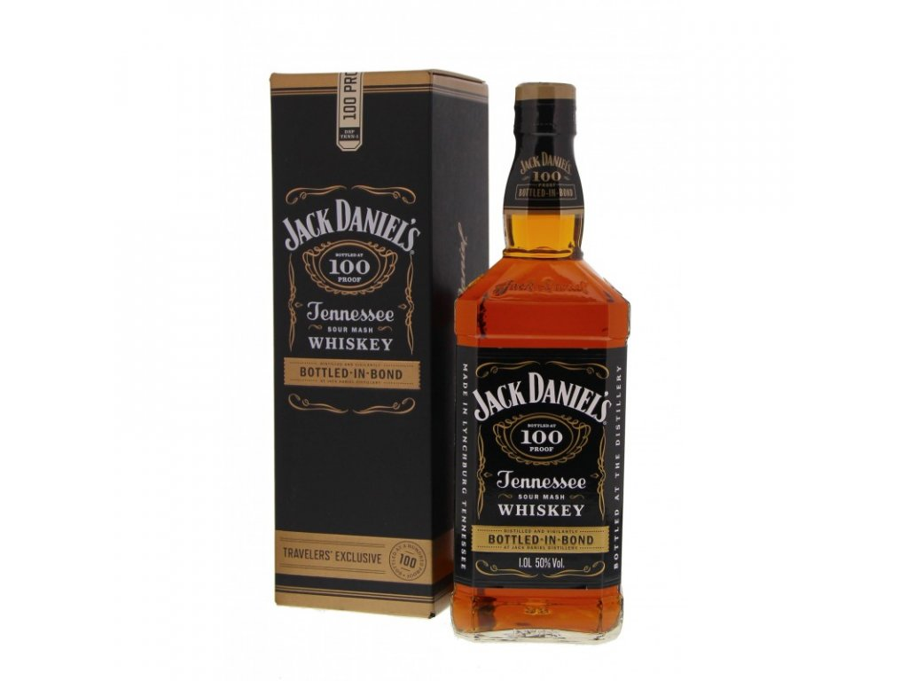 jack daniel s bottled in bond 50 1l