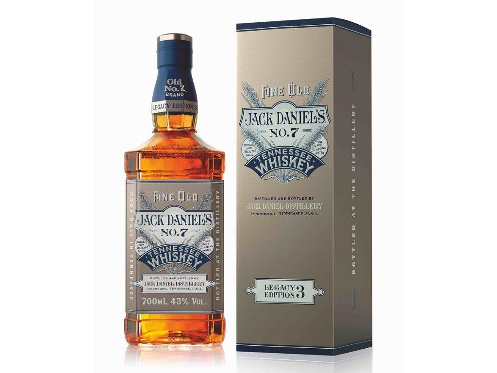 Jack Daniels Legacy Edition 3 70cl