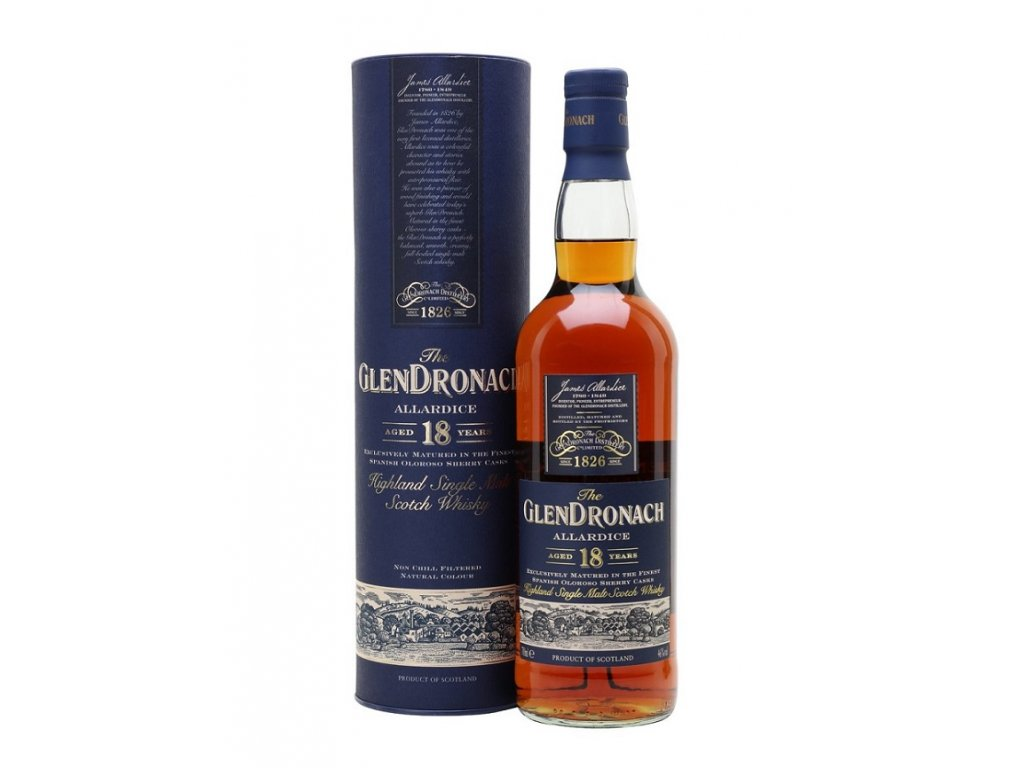 Glendronach Allardice 18y