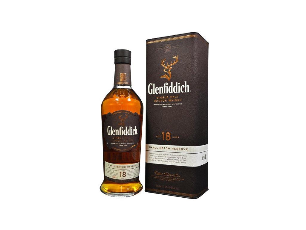 Glenfiddich Ancient Reserve 18yo