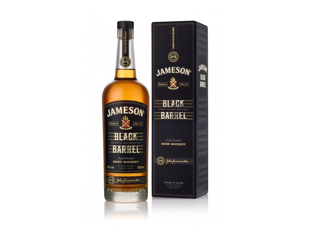 Jameson Select Black Barrel