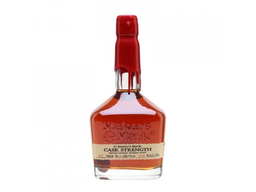Makers Mark Bourbon Cask Strength