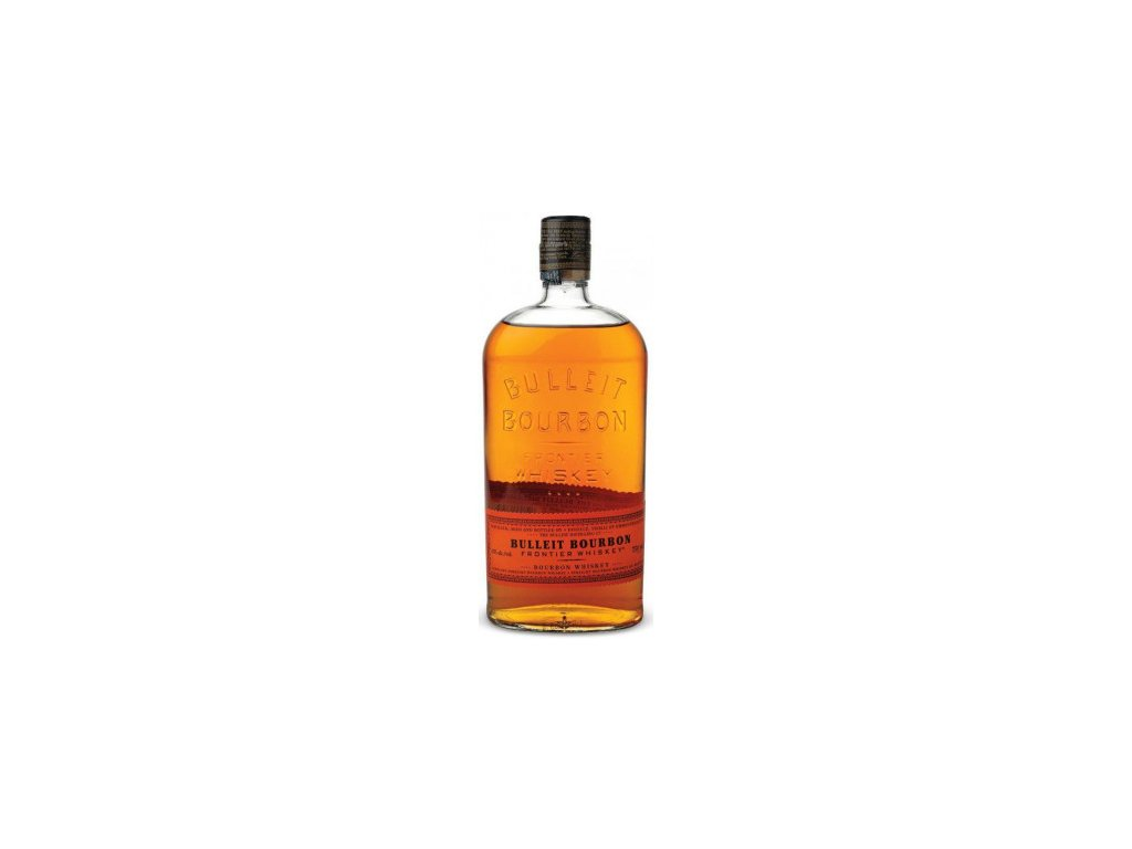 bulleit bourbon frontier whiskey 1l