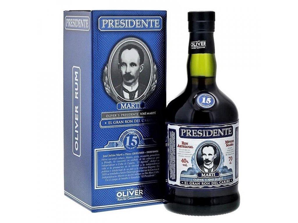 President 15
