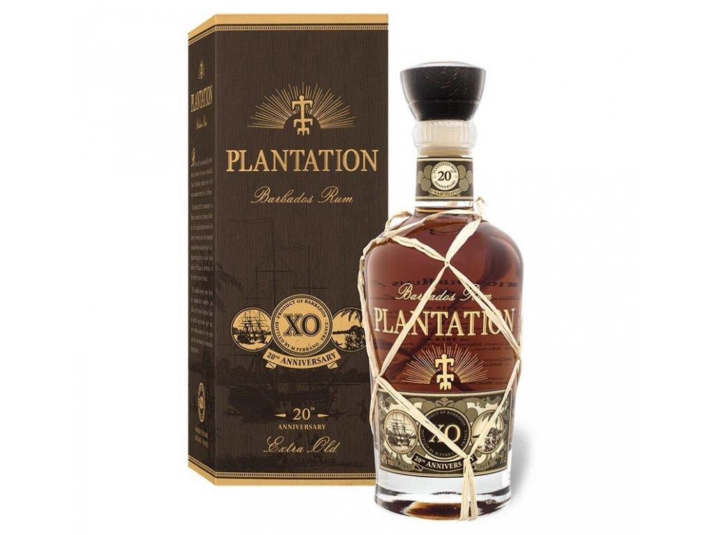 Plantation 20yo Aniversary rum
