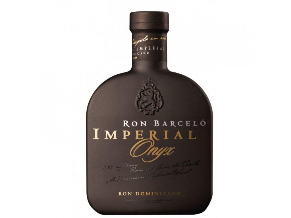 ron barcelo imperial onyx rum 12yo 07l