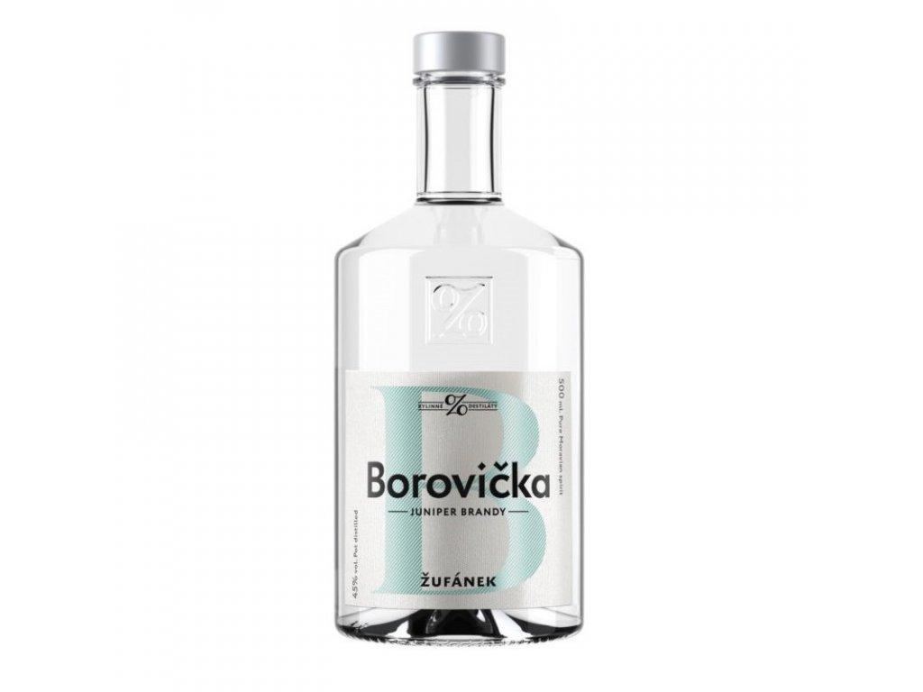 zufanek borovicka 05l
