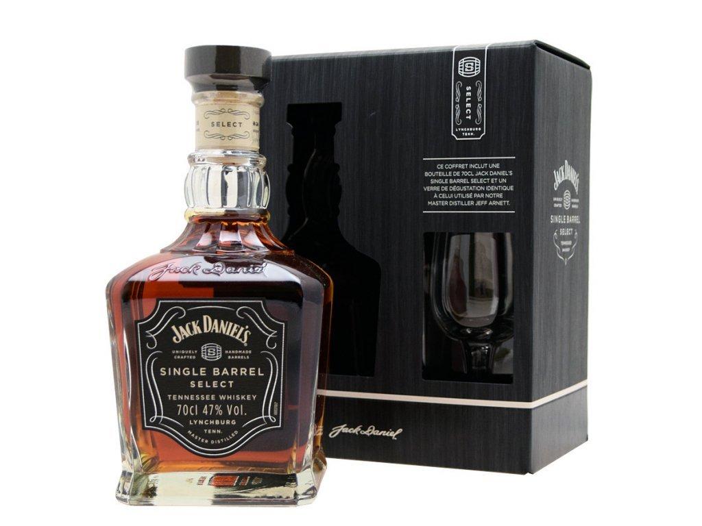 Jack Single sklenicka