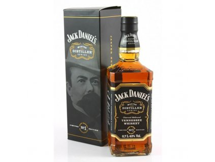 whisky jack daniels master distiller series n1 cl70