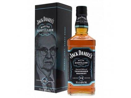 whisky jack daniels master distiller series n4 cl70