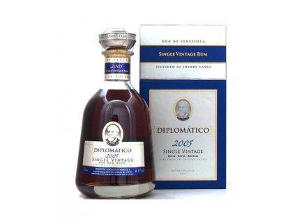 diplomatico single vintage 2005 70 cl